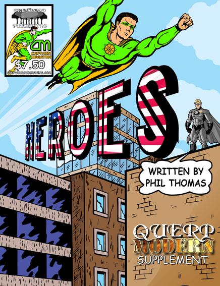 QUERP: QUERP Modern Heroes